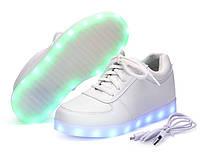 Подростковые светящиеся Led кроссовки