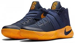 Баскетбольные кроссовки в стиле Nike Kyrie 2 Cavaliers