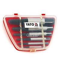 Экстракторы для извлечения сломанных болтов Yato YT-0590