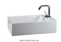 Раковина для ванной накладная AeT Motivi Fine Bridge 53х26.5х14.5 белая L262