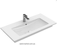 Раковина для ванной на тумбу Villeroy   Boch Venticello 80х50.5х16.5 белая 41048L01