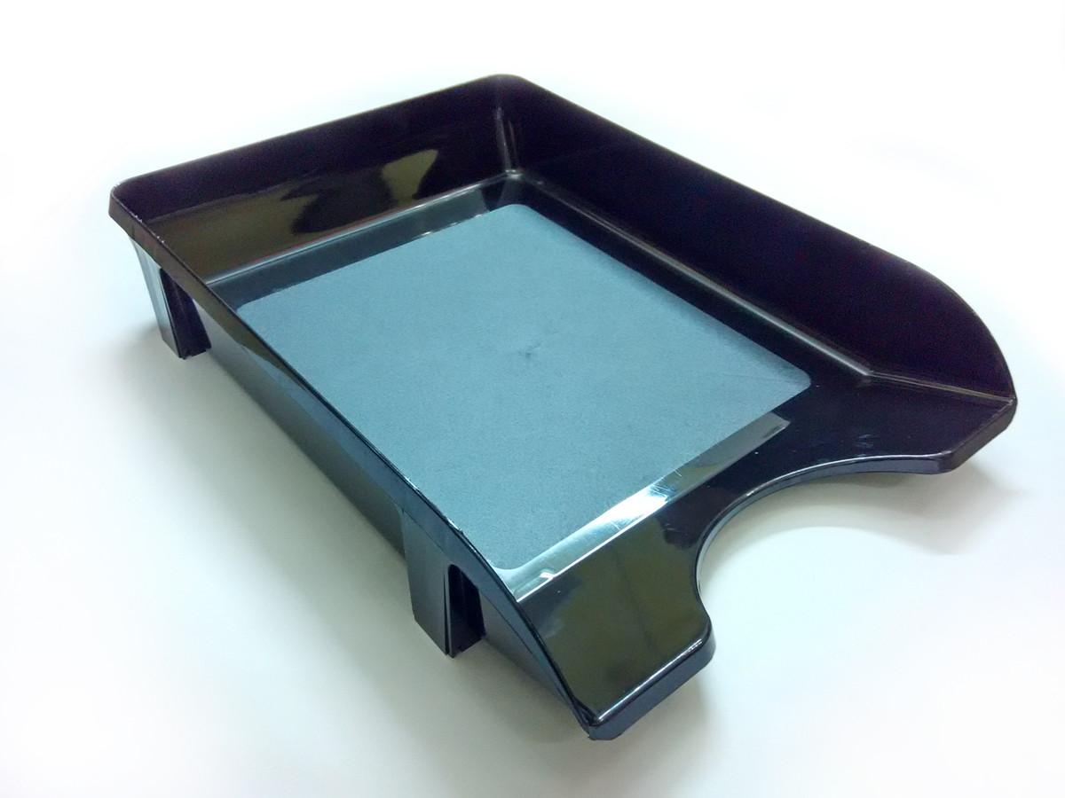 Лоток горизонтальный ЛГ 06, черный