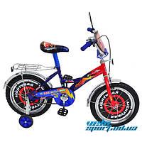 Детский велосипед Mustang Pilot Тачки 12 дюймов колеса