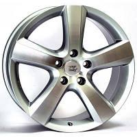Автомобильный диск, литой WSP Italy W451 R20 W9 PCD5x120 ET60 DIA65.1 SILVER POLISHED