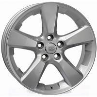 Автомобильный диск, литой WSP Italy W2653 R18 W7 PCD5x114,3 ET35 DIA60.1 Silver