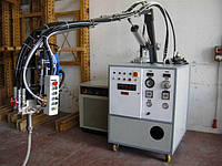 Установка смешивания и отлива низкого давления COSME