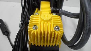 Компрессор автомобильный с автостопом SOLAR  35 л/мин., AR202 , фото 2