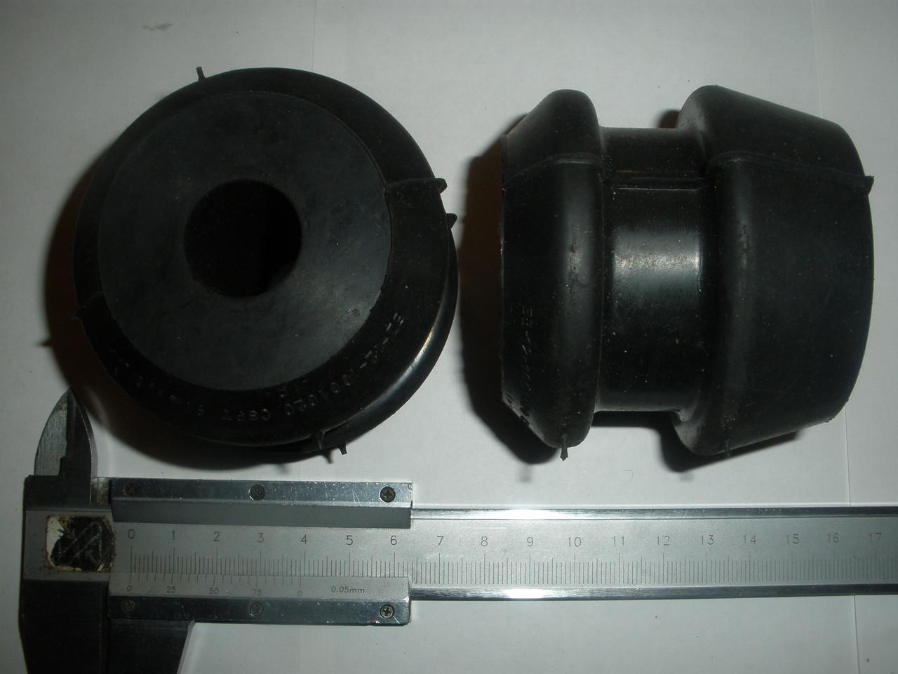 Подушка двигателя ГАЗ 3306, 3307, 3308, 3309, 4301, 66 Газон передняя (53-12-1001020, пр-во СЗРТ)