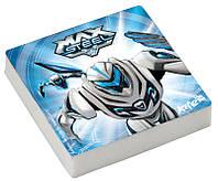 Ластик квадратный KITE 2014 Max Steel 101