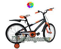 Велосипед двухколесный Azimut Stitch 18 дюймов