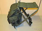 Стул раскладной с рюкзаком Ranger FS-93112, фото 10