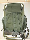 Стул раскладной с рюкзаком Ranger FS-93112, фото 9