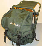 Стул раскладной с рюкзаком Ranger FS-93112, фото 6