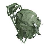 Стул раскладной с рюкзаком Ranger FS-93112, фото 4