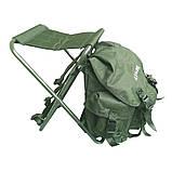 Стул раскладной с рюкзаком Ranger FS-93112, фото 3