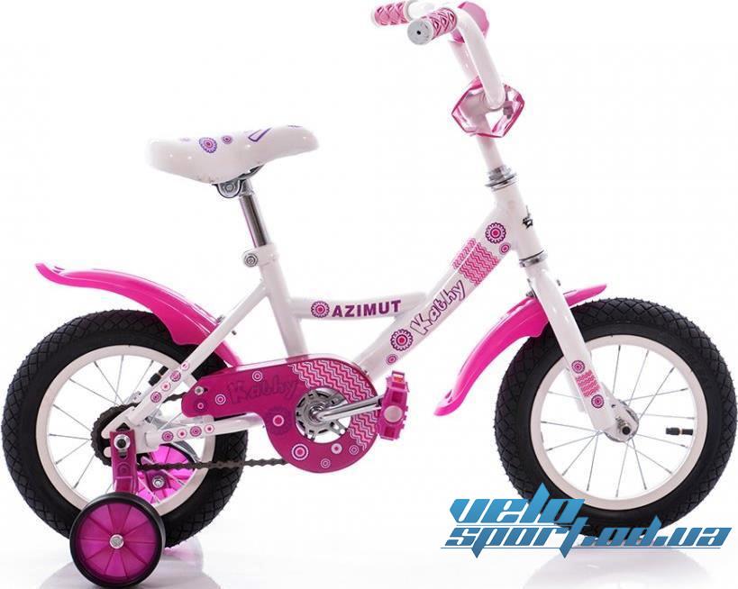 """Детский велосипед Azimut Kathy -12"""" -   Интернет-магазин """"VELOSPORT.OD.UA""""  в Одессе"""