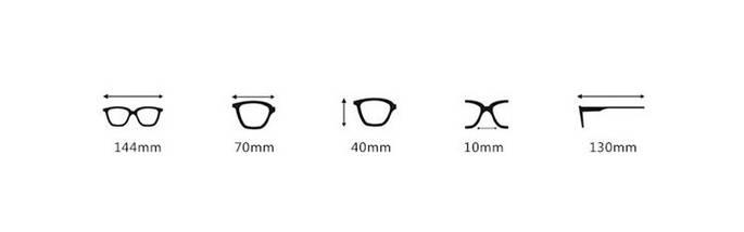 Очки с темными линзами, фото 3