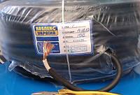 Сварочный кабель КГ (кабель гибкий) 1*16. в резине 1х16.