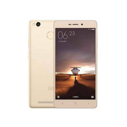 Xiaomi Redmi 3s 2GB/16GB Gold (европейская прошивка) + силиконовый чехол-бампер+ пленка, фото 2