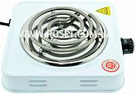 Електрична кухонна плитка (спіральна) - Domotec MS-5801 1000W