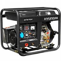 Генератор сварочный бензиновый Hyundai DHYW-190AC