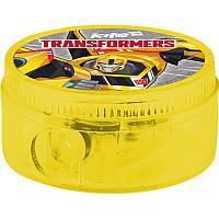 Точилка с контейнером круглая KITE 2017 Transformers 116 (TF17-116)