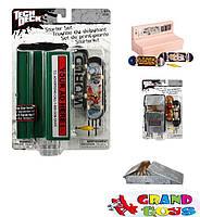 Набор игровой (коробка-рампа, 2 скейтборда, инструмент), 13807-6013059-TD