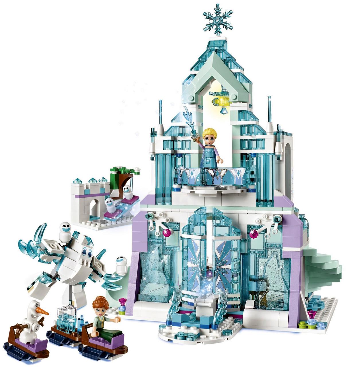 Конструкторы Lego LEGO Disney Princess Волшебный ледяной замок Эльзы 41148