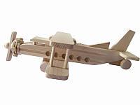 Игрушка деревянная Вертолет