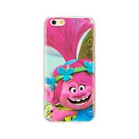 Чехол Foto Silicon iPhone 5/5S Trolls Poppy