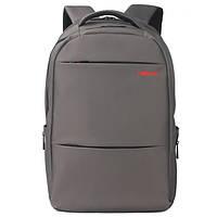 """Компактный рюкзак для ноутбука до 15,3"""" Тigernu, серый, фото 1"""
