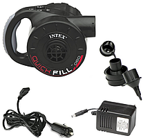 Насос электрический с аккумулятором Intex 66622