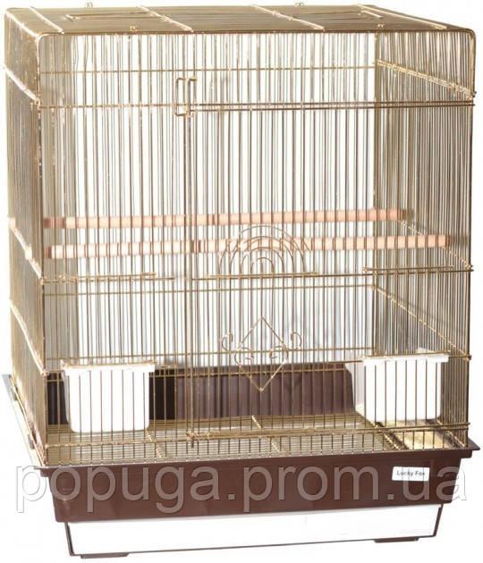 Клетка для птиц Fox Pion 47.5х47.5х56 см