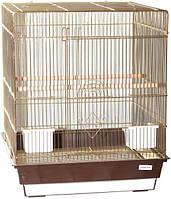 Клетка для птиц Fox Pion 47.5 х 47.5 х 56 см
