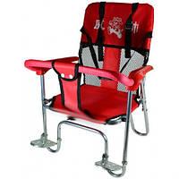 Детское велокресло. На багажник складное. Велокресло. Детское кресло для велосипеда. Кресло для велосипеда.