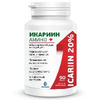 Икариин Амино препарат для повышения тестостерона, фото 1