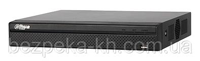 Сетевой PoE видеорегистратор  Dahua DH-NVR1A04HS-4P