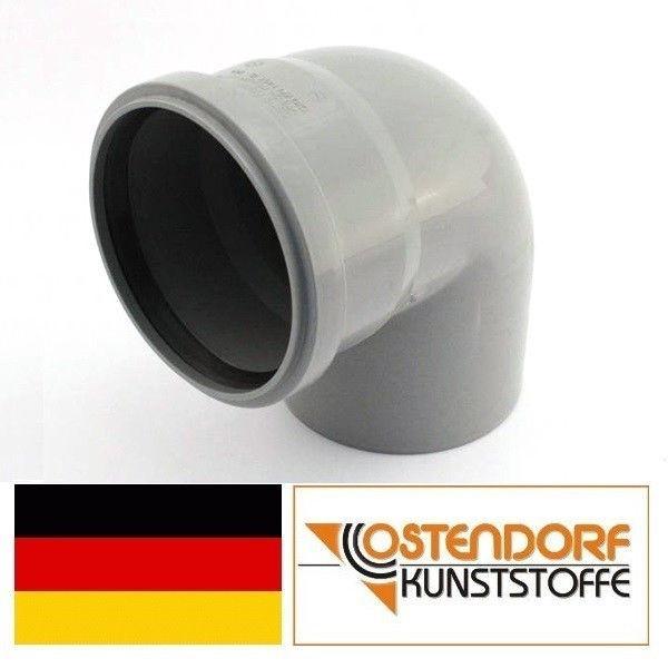 OSTENDORF (Германия), колено HTB 110х90, для внутренней канализации