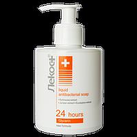 Антибактериальное жидкое мыло Лекос+