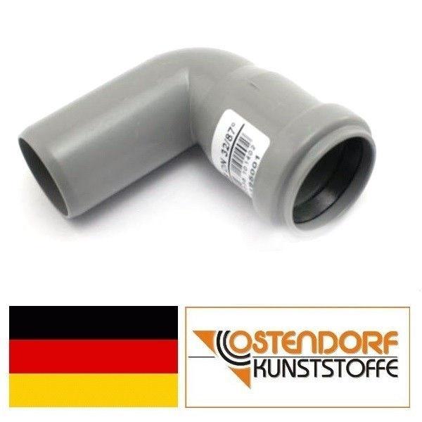 OSTENDORF (Германия), колено HTB 50х90, для внутренней канализации
