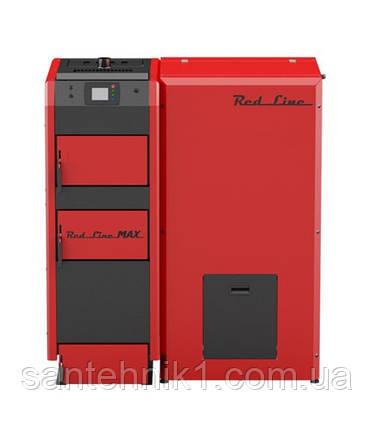 Пеллетный котел Metal-Fach Red Line MAX 28 кВт, КИЕВ, ЦЕНА, фото 2