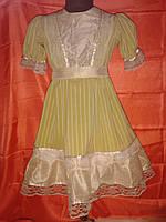 Платье на девочку 98 - 104