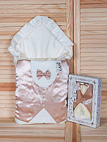 Набор для новорожденного на выписку и крещение, фото 1