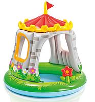 "Детский бассейн ""Королевский Замок"" Intex 57122 122х122"