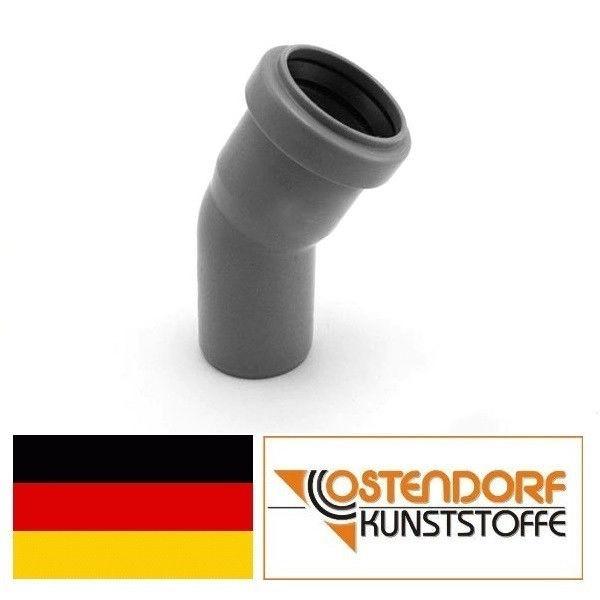 OSTENDORF (Германия), колено HTB 40х30, для внутренней канализации