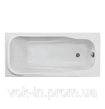 """Ванна акриловая """"Вектор"""" 150*70 в комплекте с ножками Colombo"""