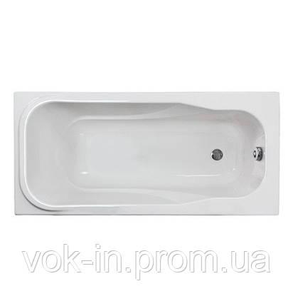 """Ванна акриловая """"Вектор"""" 150*70 в комплекте с ножками Colombo, фото 2"""