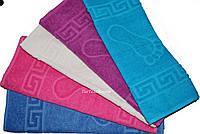 Полотенце-коврик для ног Хлопок 100%