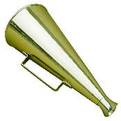 Рупор 34см D 4\15cm Sea Club 7018