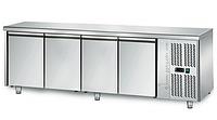 Стол морозильный четырехдверный GGM GTS227,  (2223х700 мм), фото 1